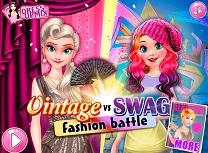 Vintage vs Swag