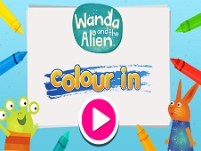 Wanda and the Alien Color In