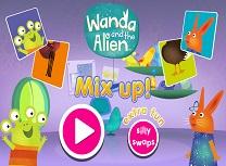 Jocuri cu Wanda si Extraterestrul