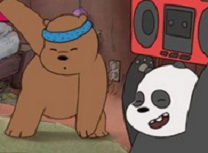 We Bare Bears Boogie Bears