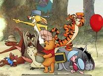 Winnie the Pooh Trap the Backson