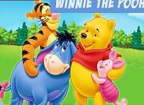 Winnie the Pooh Differente