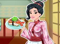 Yukiko Magazin Sushi