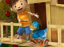 Jocuri cu Zack si Quack