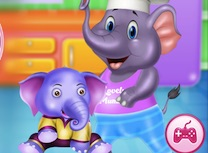 Ziua de Ingrijit Bebelusul Elefant