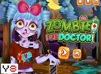 Fata Zombie la Doctor