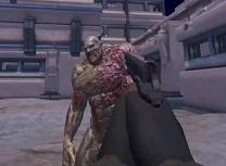 Arena in Oras Zombie